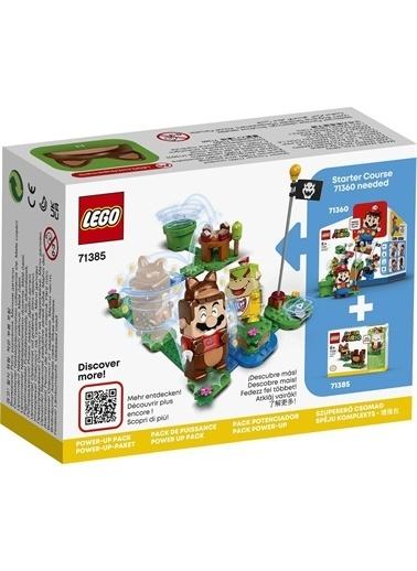 Lego 71385 Lego® Super Mario™ Tanooki Mario Kostümü / 13 Parça /+6 Yaş Renkli